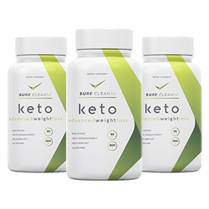 Sure Cleanse Keto - Cleanse More Fat Today! | Special Offer!